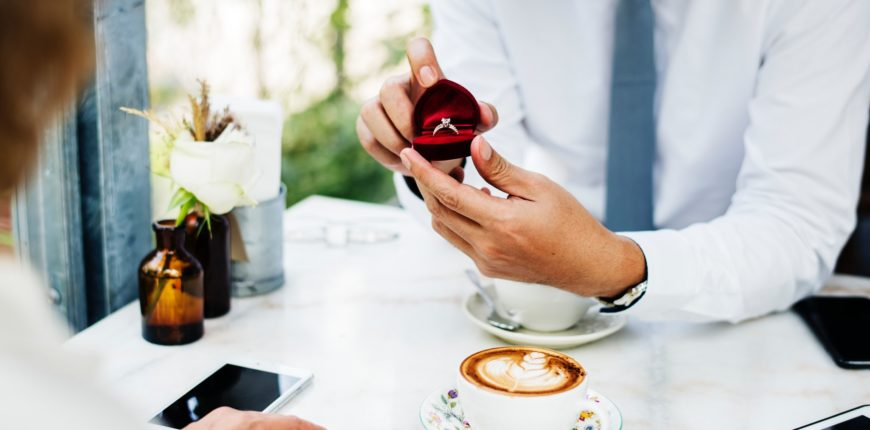 the marriage proposal etiquette that every gentleman should master 870x430