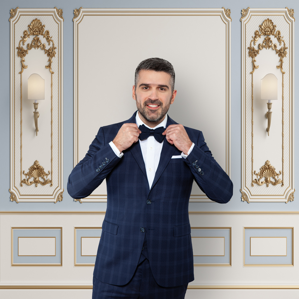 wear Chelsea navy 3 piece suit with 891 2378