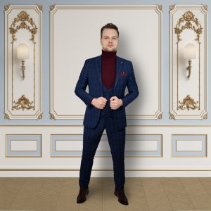 wear Chelsea navy 3 piece suit with 894 2625 300x300