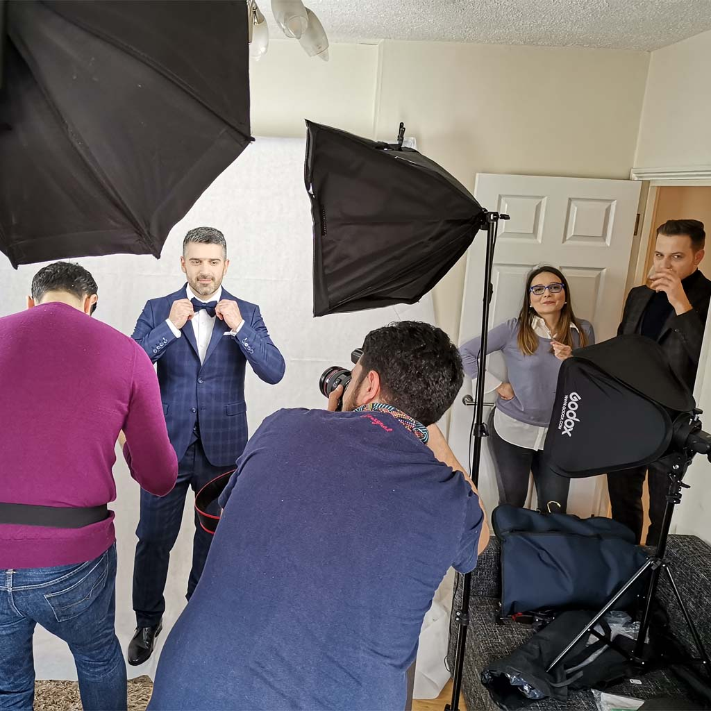 join us behind the scenes of our first photoshoot 3