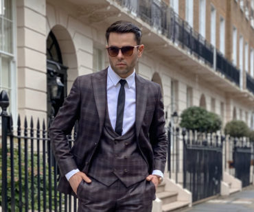 meet Remus Bujor digital creator and Aristocracy London brand ambassador 370x309