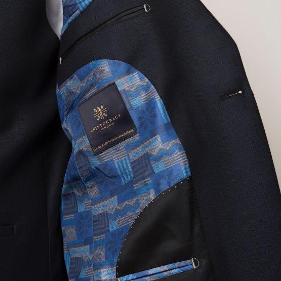 Bank Navy 3 Piece Suit