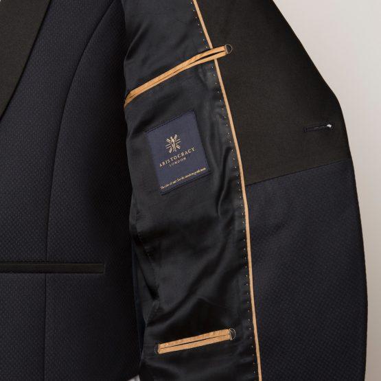 Barbican 3 piece navy tuxedo 2 555x555