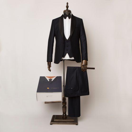 Barbican 3 piece navy tuxedo 3 555x555