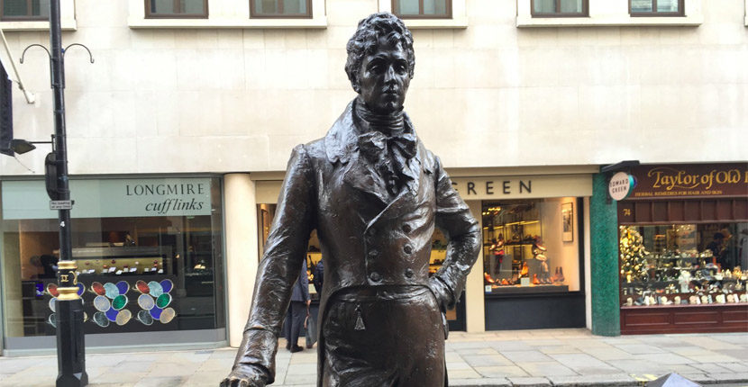 Beau Brummell the dandy who invented mens suits 830x430