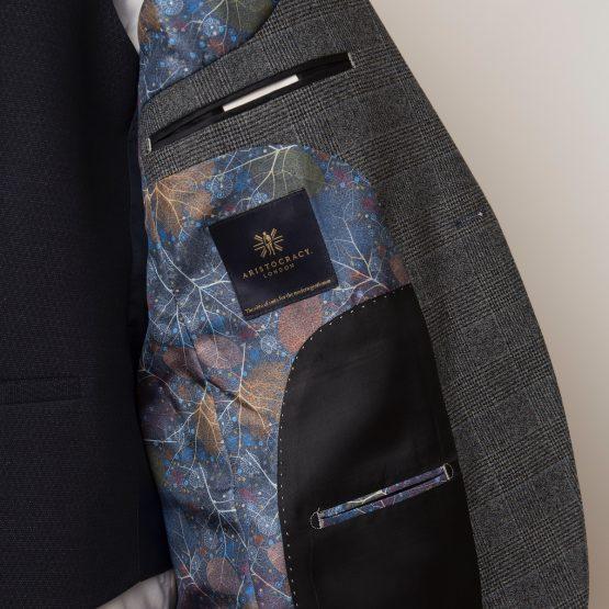 Wilmslow Grey 3 Piece Suit