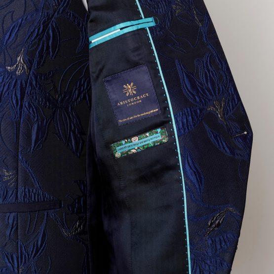 Angel Blue 3 Piece Nehru Suit 0805 B2L 555x555