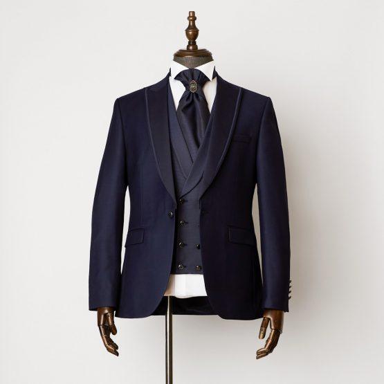 Hampton Navy 3 Piece Suit 0201 B2L 555x555