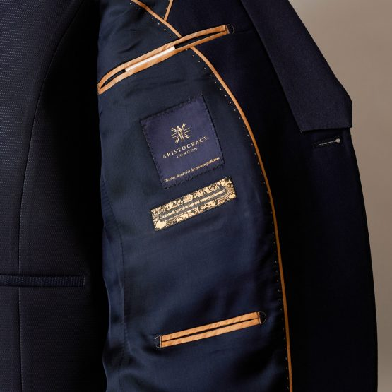 Hampton Navy 3 Piece Suit
