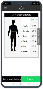 sizer body measurement app 147x300