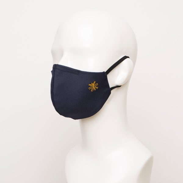 Navy Curved Face Mask 1 24866 600x600
