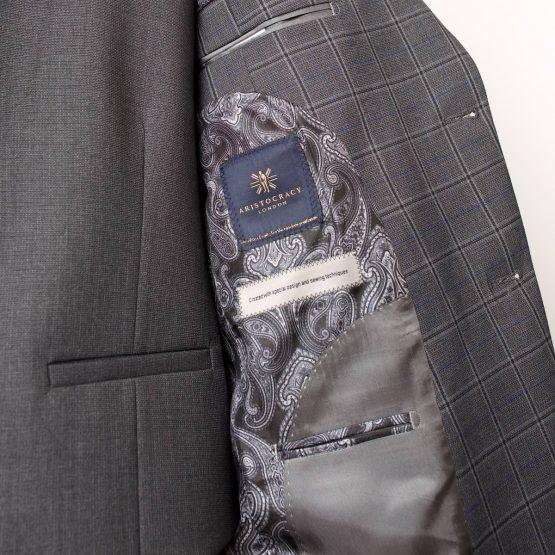 Cobham Grey 3 Piece Suit 2 555x555